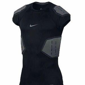 NIKE 4-Pad Core Padded Football Shirt 839930-010